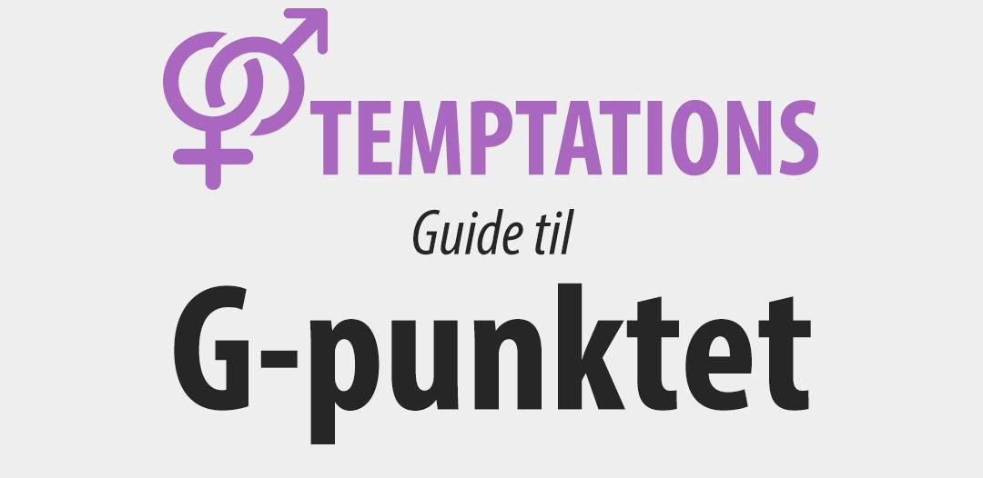Guide til G-punktet