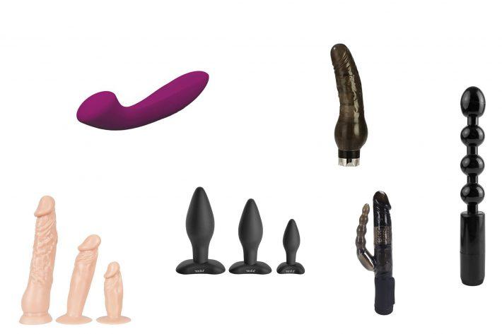 Analdildo - sexlegetøj