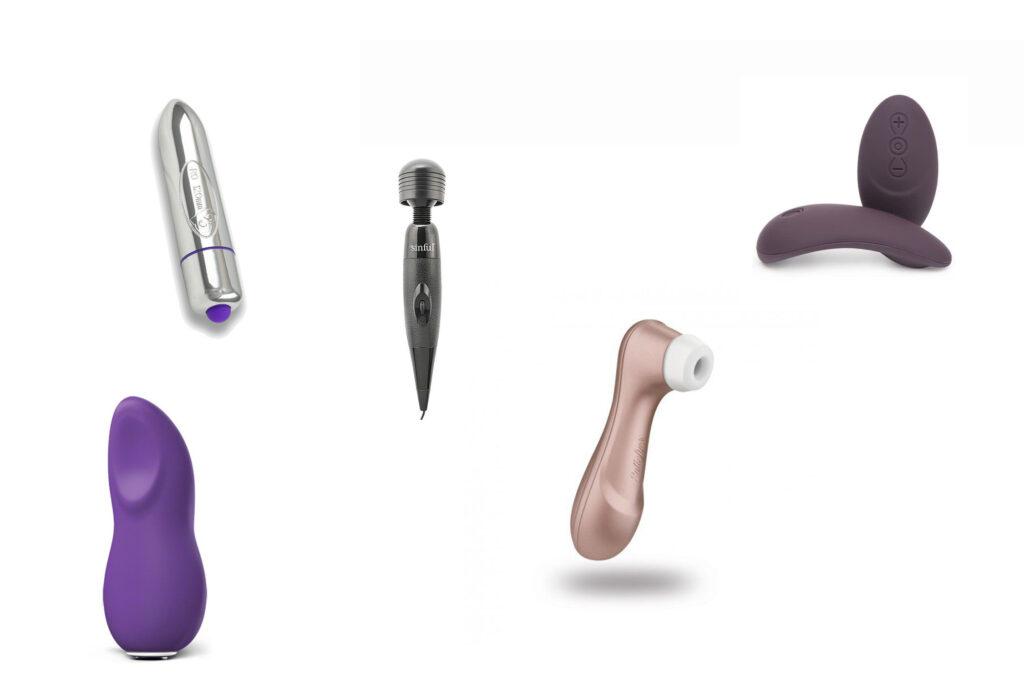 Klitorisvibrator - sexlegetøj