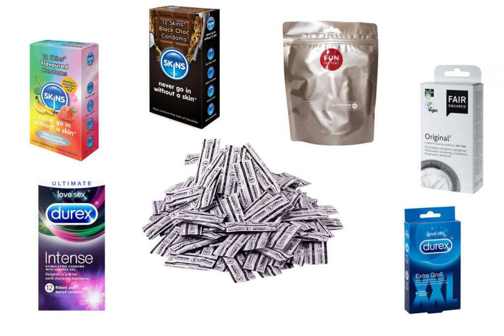 Kondomer - sexlegetøj