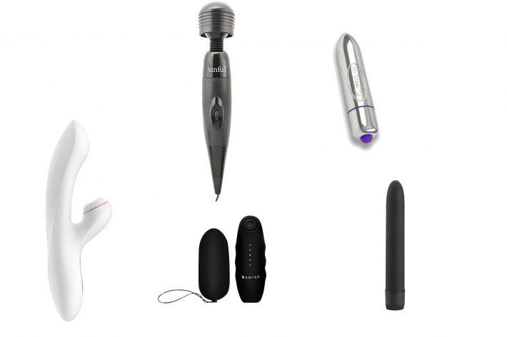 Vibrator - sexlegetøj