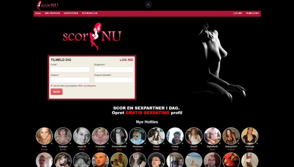 ScorNu sexdating
