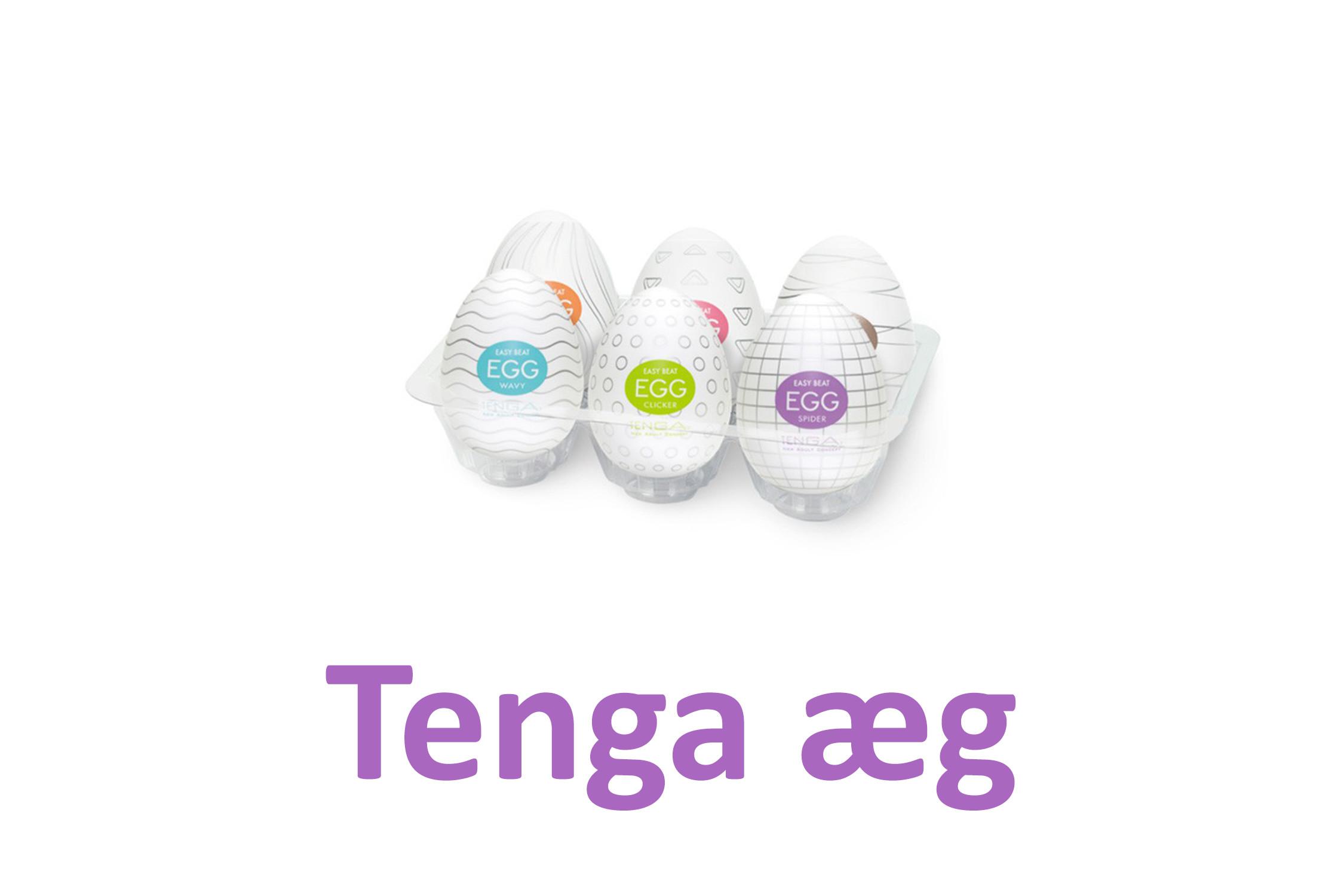 Tenga æg - Handjob guide