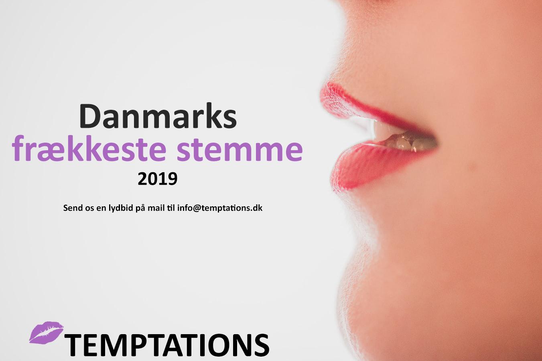 Danmarks frækkeste stemme