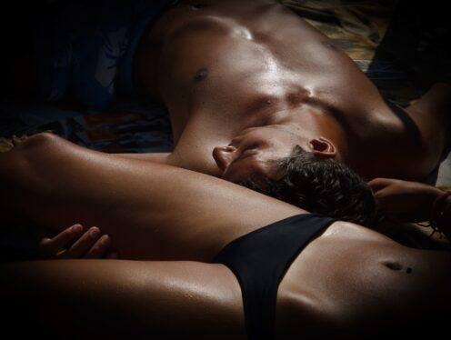 Guide til prostata massage og prostata orgasme