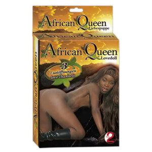 African Queen Lovedoll Lolitadukke