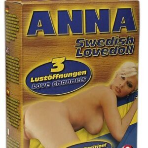 """Anna"" Swedish Love Doll"