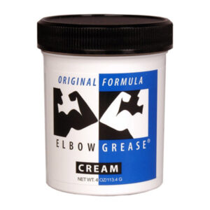 Elbow Grease Oliebaseret Glidecreme 118 ml