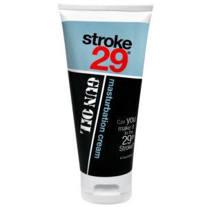 Gun Oil Stroke 29 Masturbation Creme 200 ml