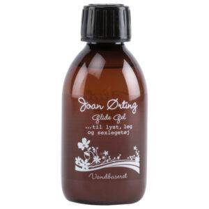 Joan Ørting Intim Glide Gel Vandbaseret 200 ml