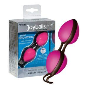 Joyballs Secret Bækkenbundskugler-Pink