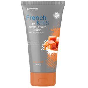 Joydivision French Kiss Glidecreme med Karamel Smag 75 ml