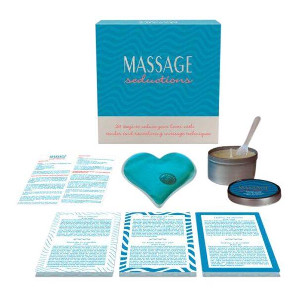 Kheper Games Massage Seductions - Spil
