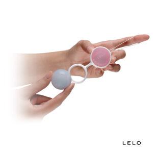 LELO Luna Beads Mini Bækkenbunds Træningskugler