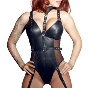 Leather Body with Straps