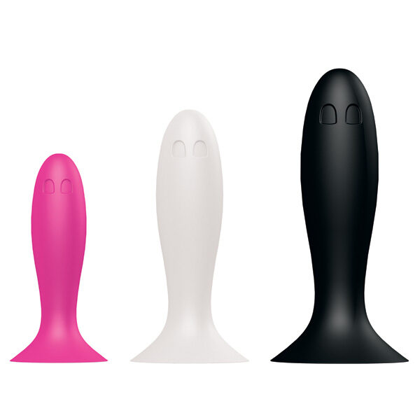 Love To Love Godebuster Family Dildoer med Sugekop