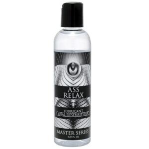 Master Series Ass Relax Glidecreme 125 ml