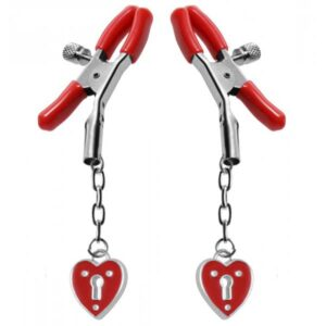 Master Series Captive Heart Brystklemmer
