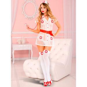 Music Legs Love Doctor Kostume