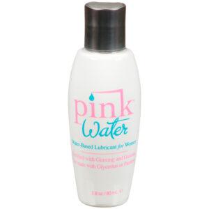 Pink Water Vandbaseret Glidecreme 80 ml