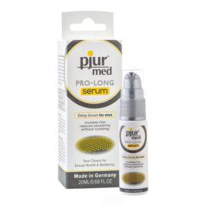 Pjur Med Pro-Long Serum - Sensitivitetsreducerende Creme