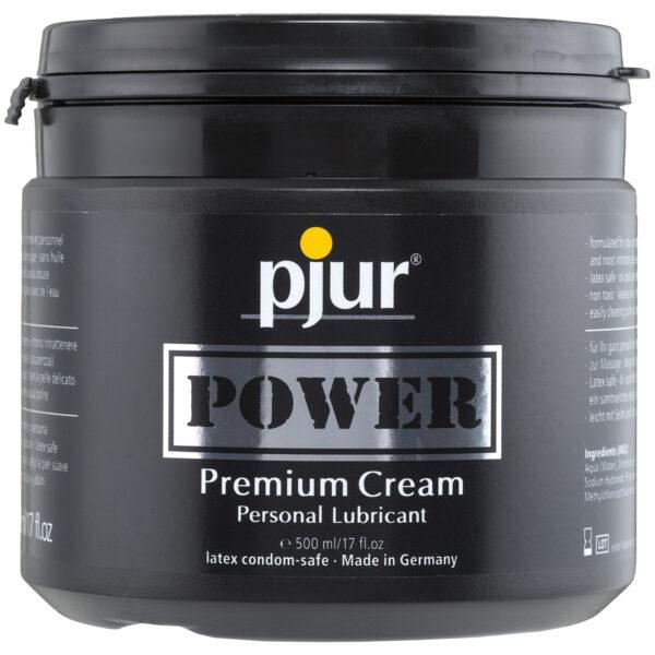 Pjur Power Creme Glidecreme 500 ml