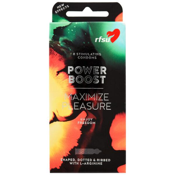 RFSU Power Kondomer 8 stk