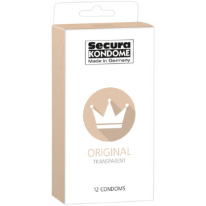 Secura Original Kondomer 12 stk