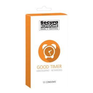 Secura longtime Lover Kondomer-12 stk.