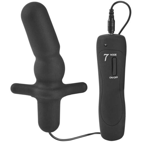 Sinful Fjernbetjent Vibrerende Butt Plug Small