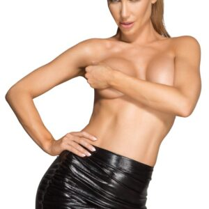 Skirt Imitation Leather