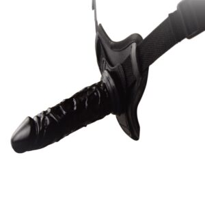Strap on sæt med harness og dildo
