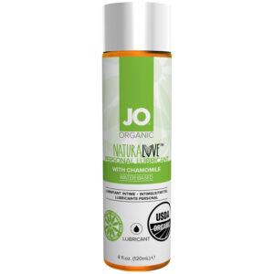 System JO Organic Økologisk Glidecreme 120 ml - TESTVINDER