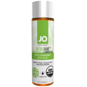 System JO Organic Økologisk Glidecreme 240 ml - TESTVINDER