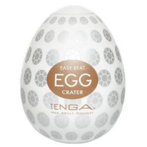 TENGA Egg Crater Onani Håndjob til Mænd