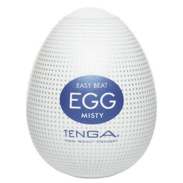 TENGA Egg Misty Onani Håndjob til Mænd