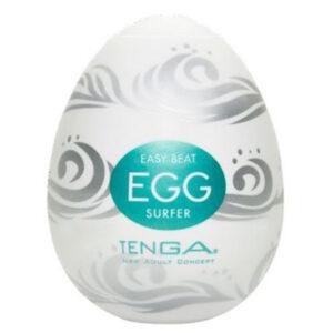 TENGA Egg Surfer Onani Håndjob til Mænd