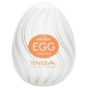 TENGA Egg Twister Onani Håndjob til Mænd