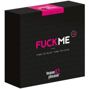 Tease & Please FuckMe Kinky Spil til Par