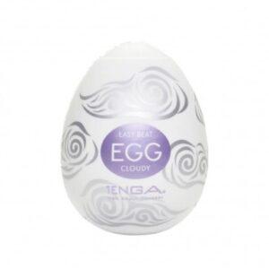 Tenga - Cloudy Masturbation HardBoiled Egg
