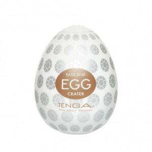 Tenga - Crater Masturbation HardBoiled Egg