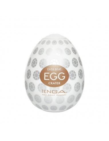 Tenga - Crater Masturbation HardBoiled Egg