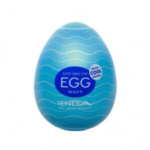 Tenga - Masturbation Egg Cooling Effekt