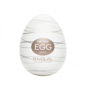 Tenga - Silky Masturbation Egg
