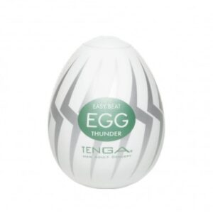 Tenga - Thunder Masturbation HardBoiled Egg