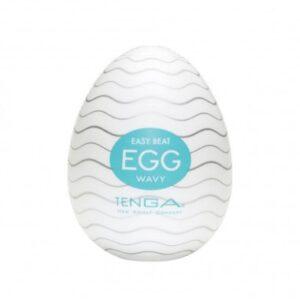 Tenga - Wavy Masturbation Egg