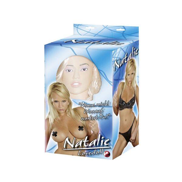You2Toys Natalie Lovedoll Oppustelig dukke