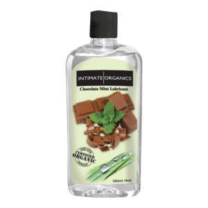 Intimate Organics - Glidecreme Med Smag