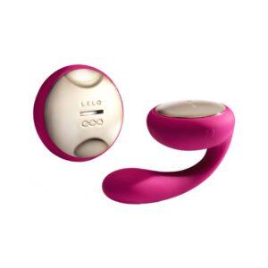 LELO IDA - Fjernbetjent Par-vibrator