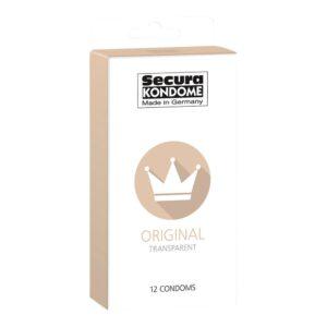 Secura Original Kondomer - Stærke og tynde